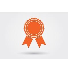 Pictogram icon for award vector