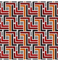 seamless geometric pattern 01 vector image vector image