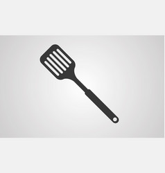 kitchen spatula icon sign symbol vector image