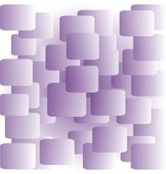 Soft purple Square background vector