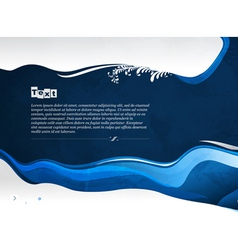 graphic background vector image
