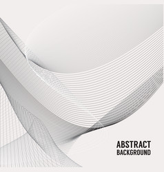 abstract monochrome background technology vector image