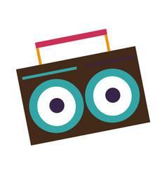 Boombox icon image vector