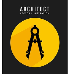 Architecht design vector