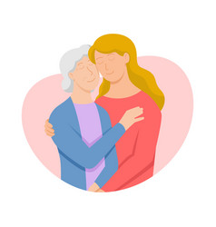 mother-day vector image