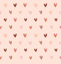 Simple modern valentine background romantic vector