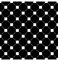 Square and line seamless pattern 7208 vector image