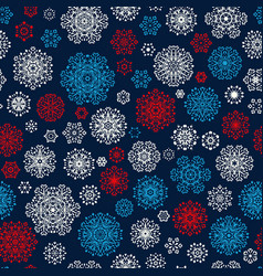 christmas wrapping paper pattern eps 10 vector image