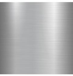 Metallic polished background vector