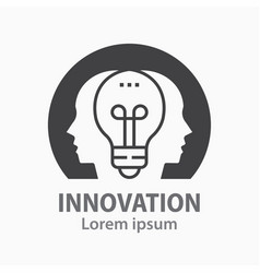 Innovation icon sign vector