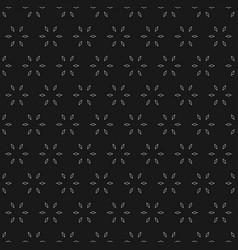 subtle geometric background seamless pattern vector image