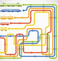 Traffic scheme vector