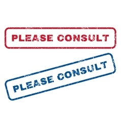Please consult rubber stamps vector
