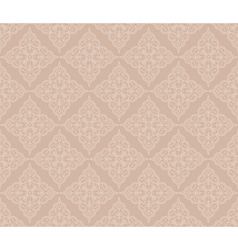 Seamless background with romb pattern vector image
