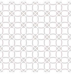 subtle geometric seamless pattern grid net mesh vector image