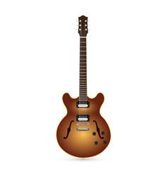 guitar 5 vector image vector image