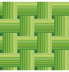 green abstract bamboo background vector image