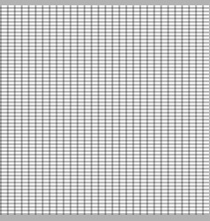 Grid of intersecting lines seamlessly repeatable vector