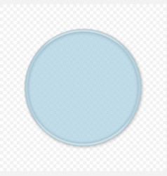 Petri dishes isolated vector
