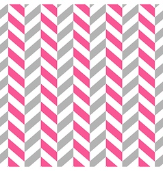 Pink gray geometric lines seamless vector