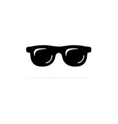 sunglasses icon concept for design vector image