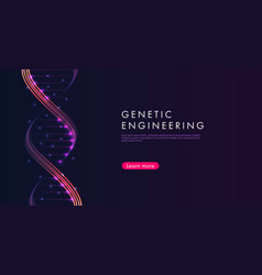 Website home page with abstract backgrouns with vector
