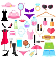 Fashion Object vector image