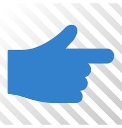 Index Hand Icon vector
