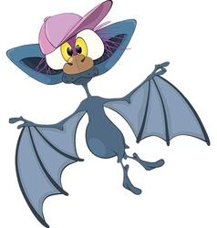 Little bat vector image