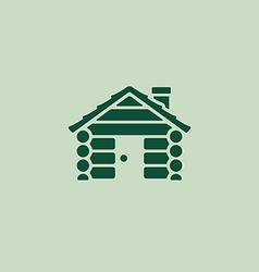 Cabin graphic vector
