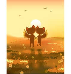 Wings for couple vector