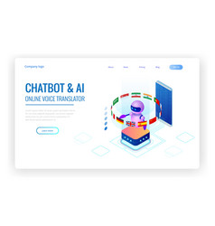 Isometric online language learning with artificial vector