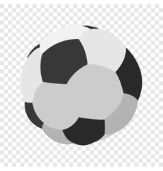 Soccer or football cartoon image vector