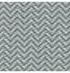 chevron texture vector image
