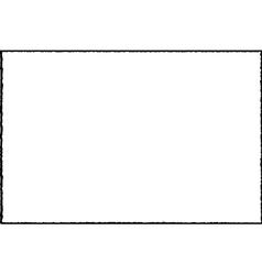 Distress Border vector image