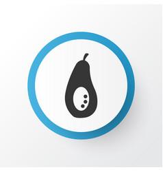 freshness icon symbol premium quality isolated vector image