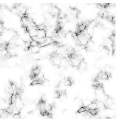Marble texture design seamless pattern black and vector