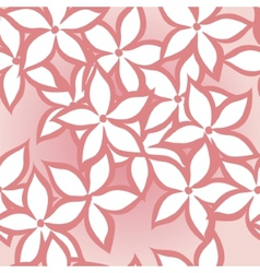 Vintage floral seamless pattern Seamless texture vector image