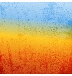 Abstract Grunge - Desert vector image