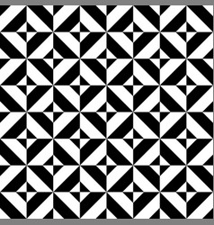 Abstract monochrome background pattern seamlessly vector