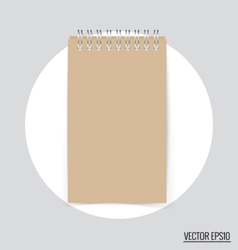 Collection of note papers ready for your message vector image