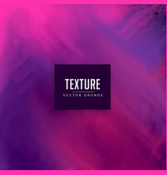 abstract purple watercolor texture background vector image vector image