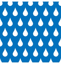 Drops seamless background vector image vector image