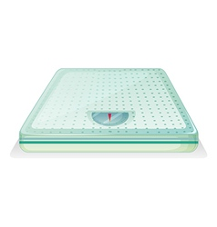 A weighing scale vector