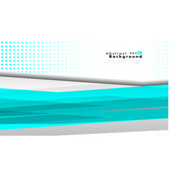 Bright abstract background template blue with a vector