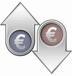 Euro currency vector