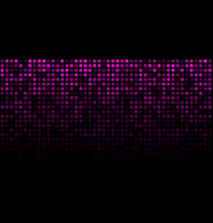 gradient pink technology bright background vector image