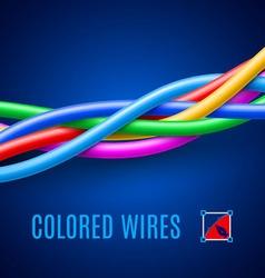 Wires vector