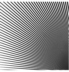 black and white diagonal stripes vector image