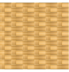 bamboo seamless pattern vector image